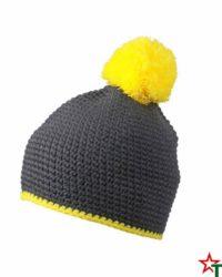 Sunflower Зимна шапка Pompon