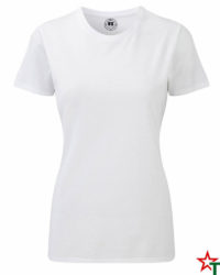 White Дамска тениска Heidi