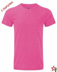 Fuchsia Мъжка тениска Hugo