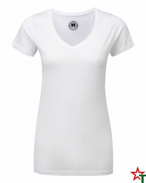 White Дамска тениска Laura