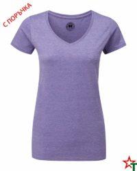 Purple Дамска тениска Laura