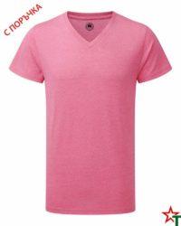 Fuchsia Мъжка тениска Blake