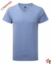 Steel Blue Мъжка тениска Blake