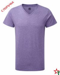 Purple Мъжка тениска Blake