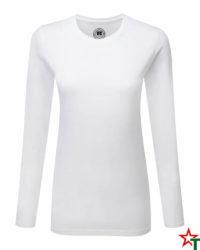 White Дамска блуза Sierra