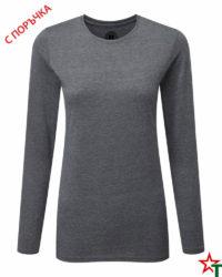 Dark Graphite Дамска блуза Sierra