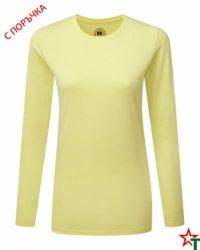 Yellow Дамска блуза Sierra