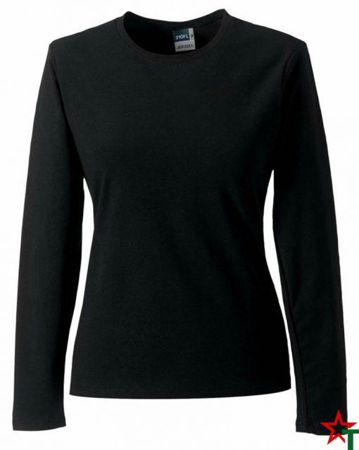 Black Дамска блуза Emily