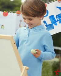Детска риза Polo Long