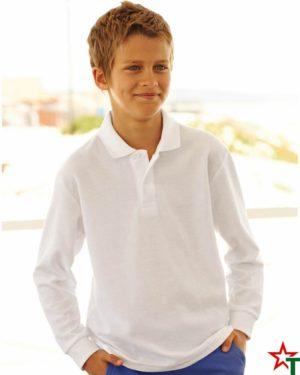 Детска риза Polo Long 65/35