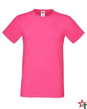 592 Fuchsia Мъжка тениска Simon Soft