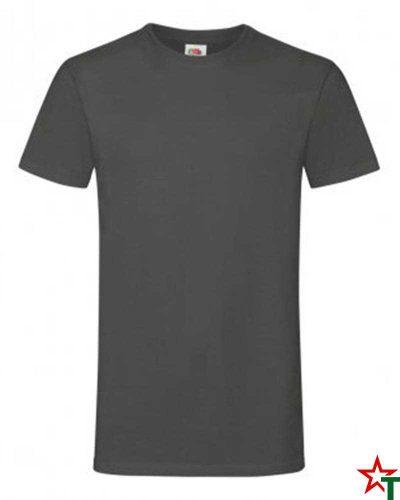 592 Light Graphite Мъжка тениска Simon Soft