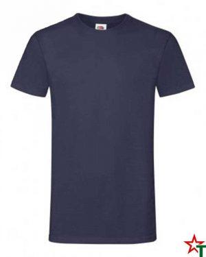 592 Navy Мъжка тениска Simon Soft