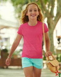 Детска тениска за момиче Sofi Soft