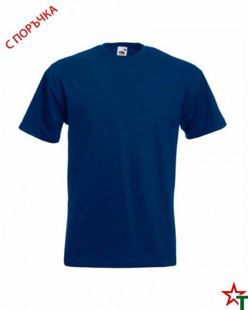 Navy Мъжка тениска Porter P