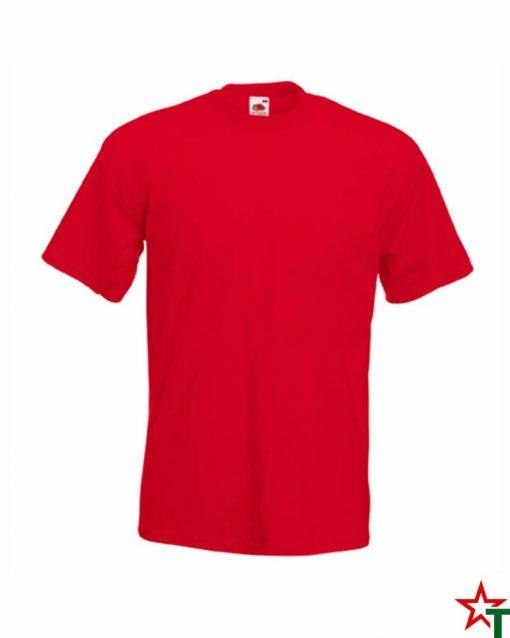 Red Мъжка тениска Porter P