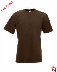 Chocolate Мъжка тениска Porter P