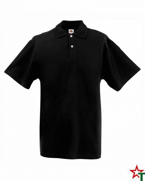 Black Мъжка риза Renal Polo