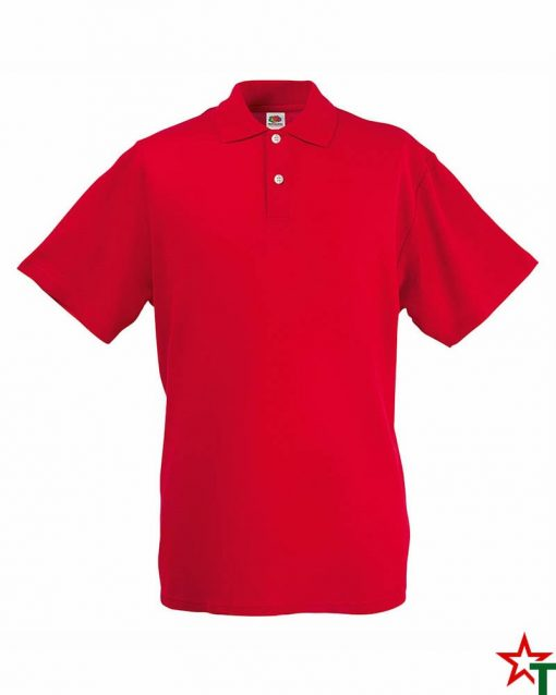 Red Мъжка риза Renal Polo