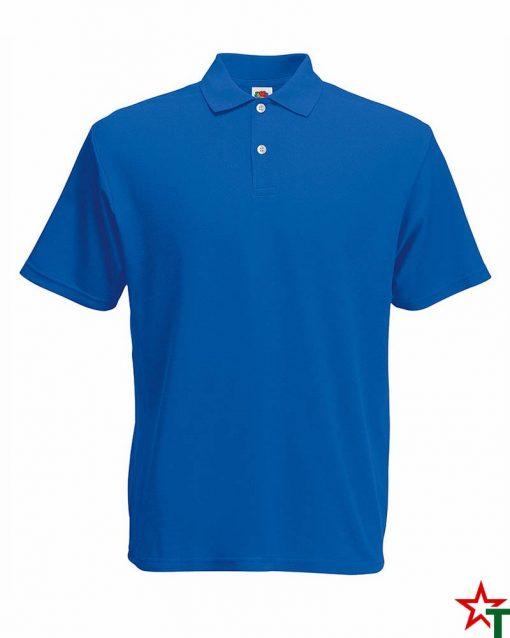 Royal Blue Мъжка риза Renal Polo