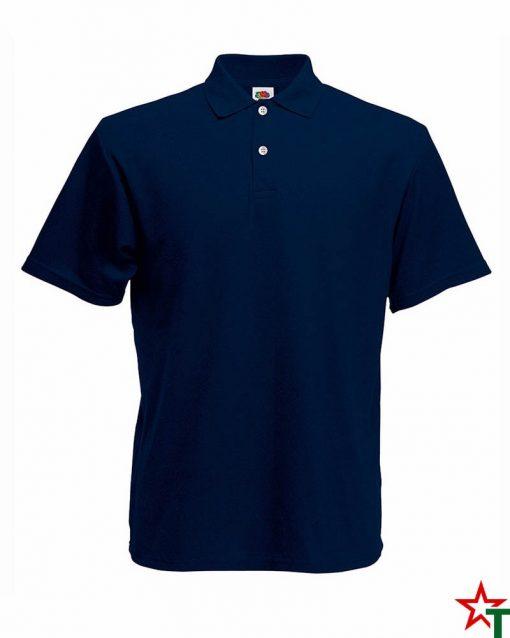 Deep Navy Мъжка риза Renal Polo