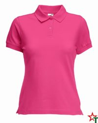 Fuchsia Дамска риза Polo Cotton Mix Lycra