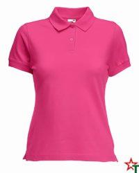 Fuchsia Дамска риза Polo Cotton Mix Lycra