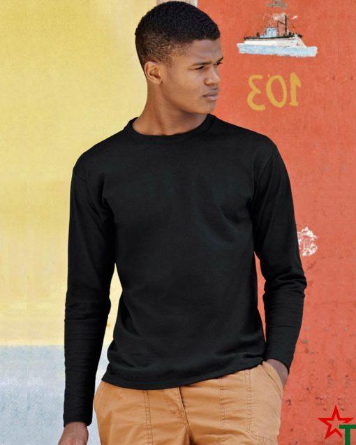 Мъжка тениска S Premium Long