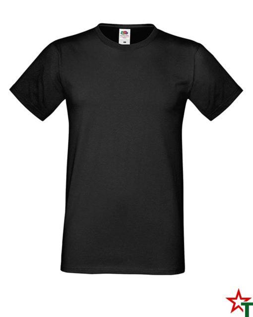 BG592 Black Мъжка тениска Simon Soft