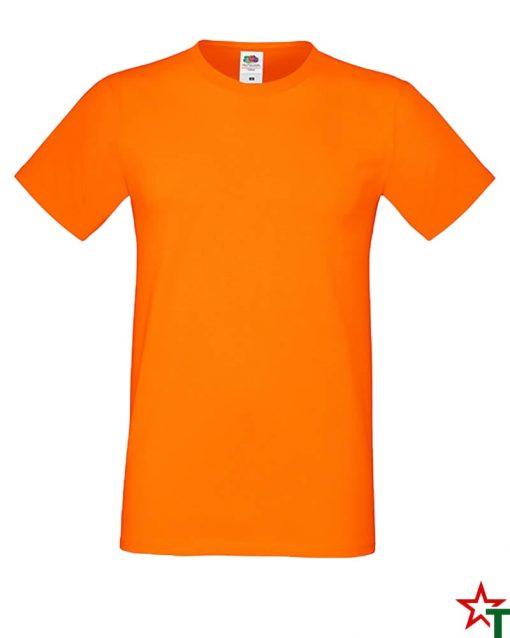 BG592 Orange Мъжка тениска Simon Soft