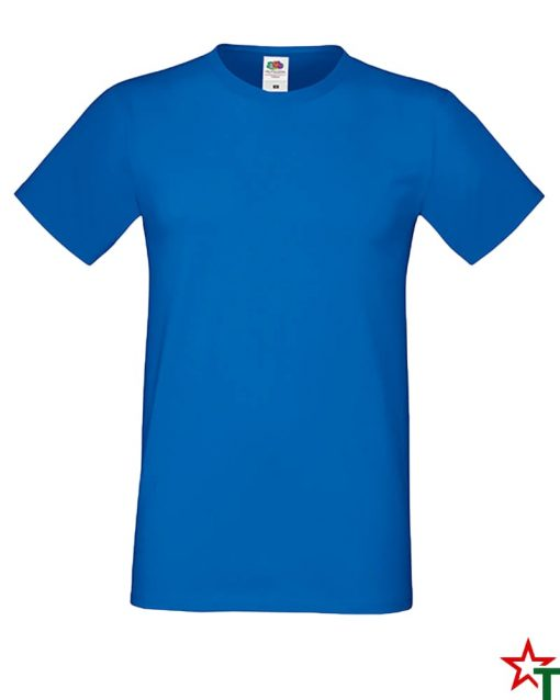 BG592 Royal Blue Мъжка тениска Simon Soft