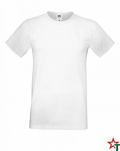 BG592 White Мъжка тениска Simon Soft