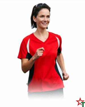 Дамска спортна тениска Lady Run