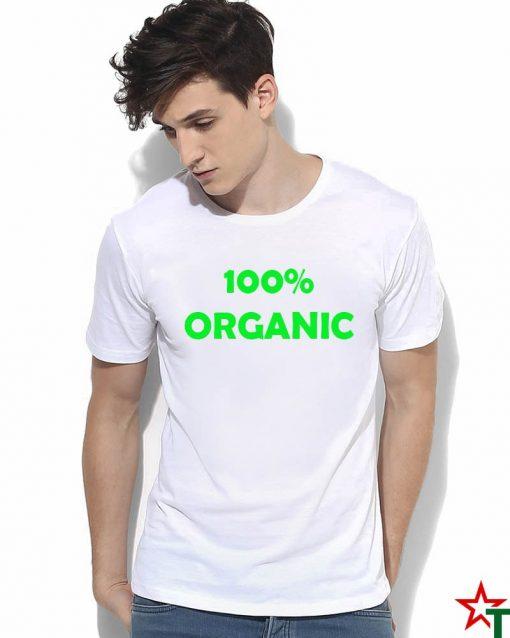 BG90 White Мъжка тениска Stanley Organic
