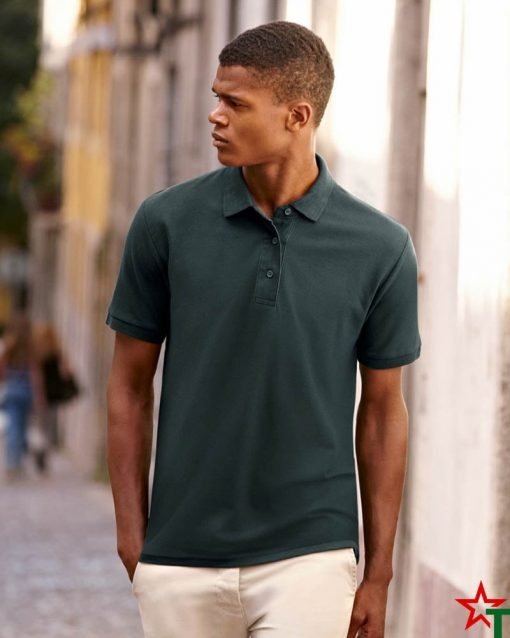 Риза Polo Cotton Heavy