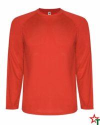 Red Спортна тениска Montelong