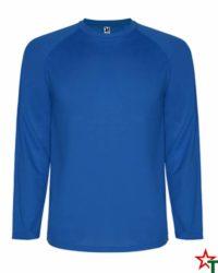 Royal Blue Спортна тениска Montelong