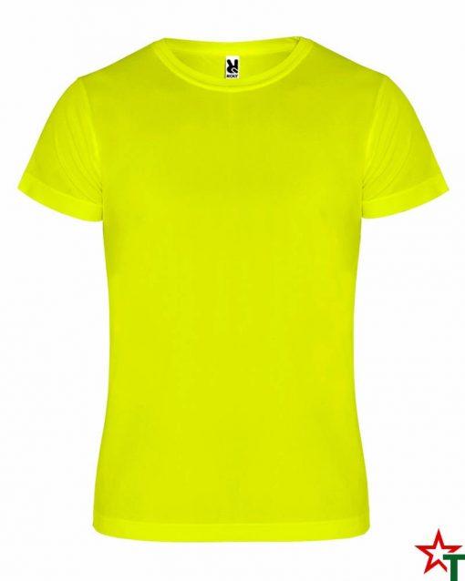 Yellow Neon Мъжка тениска Cael