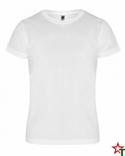 White Мъжка тениска Cael