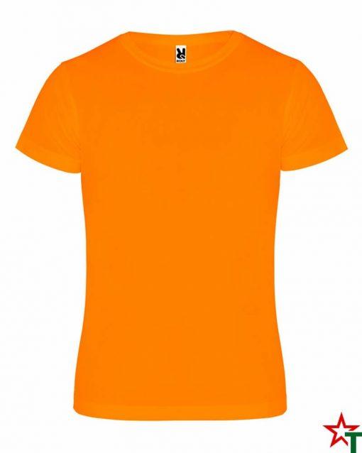 Orange Neon Мъжка тениска Cael