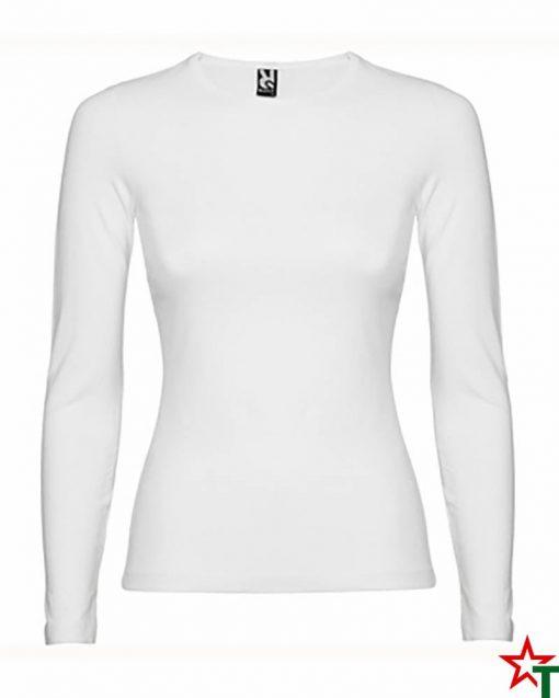 White Дамска тениска Pointer Long Mix