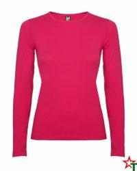 Fuchsia Дамска тениска Pointer Long Mix
