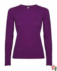 Purple Дамска тениска Pointer Long Mix