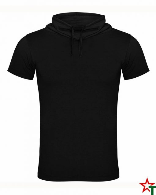 Black Мъжка тениска Leonardo