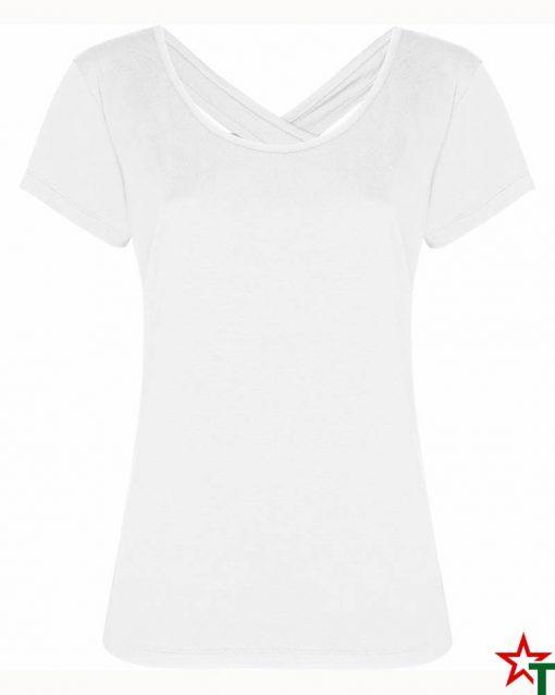 White Дамска тениска Aliva
