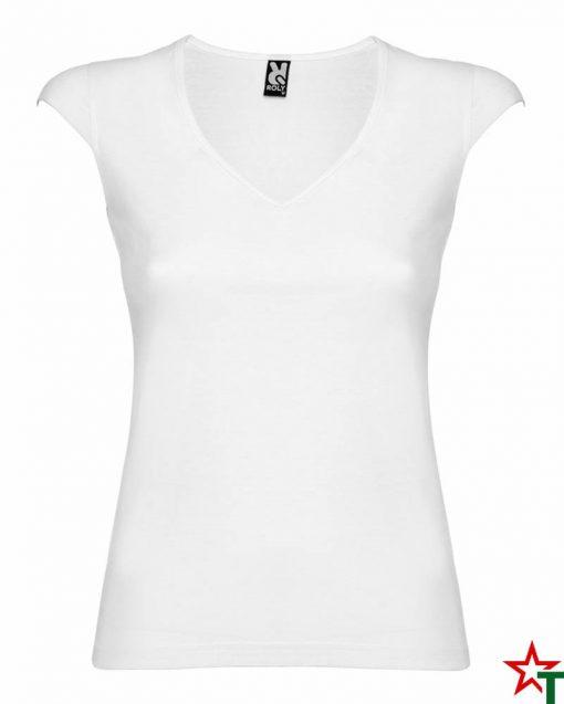 White Дамска тениска Martina