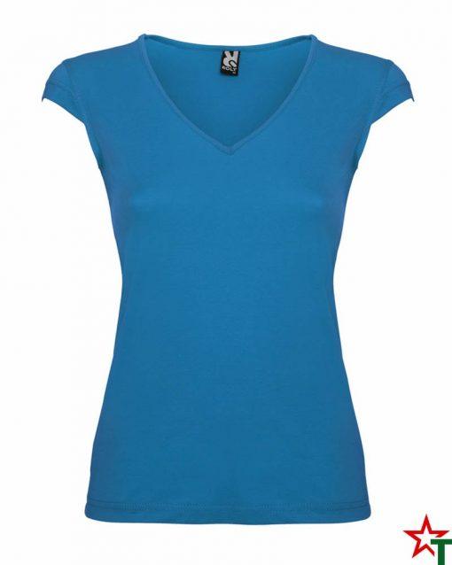 Azure Blue Дамска тениска Martina