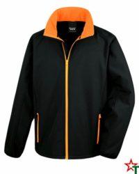 Black-Orange Мъжко яке Ross