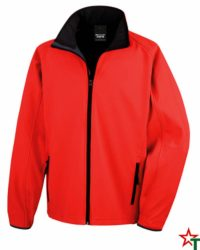 Red-Black Мъжко яке Ross