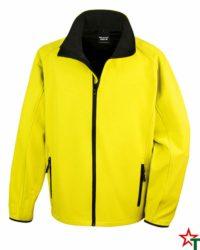 Yellow-Black Мъжко яке Ross